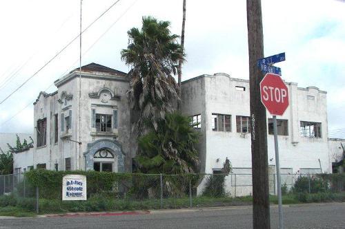 Alice Tx Old Building