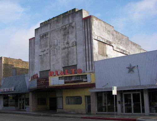 Alice Tx Rialto Theatre
