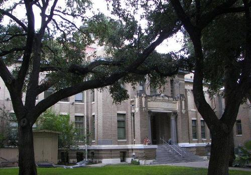Jim Wells County Courthouse Alice Texas