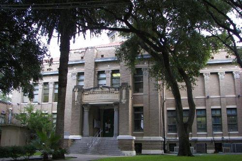 Jim Wells County Courthouse Alice Tx