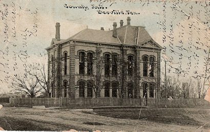 Beeville Bank /& Trust Co.,Beeville,Texas,TX,Bee County Photo