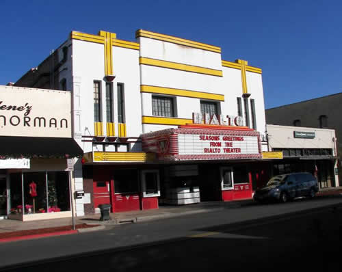 Rialto Theatre Beeville Texas
