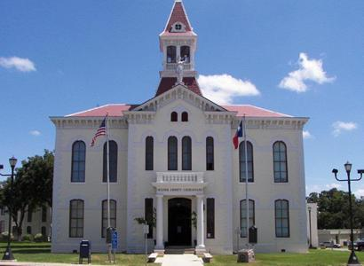 Wilson County Courthouse Floresville Texas