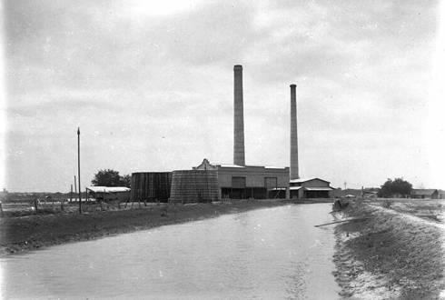 Old Hidalgo Pumping Station Hidalgo Texas