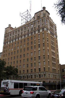 Laredo Tx Hamilton Hotel