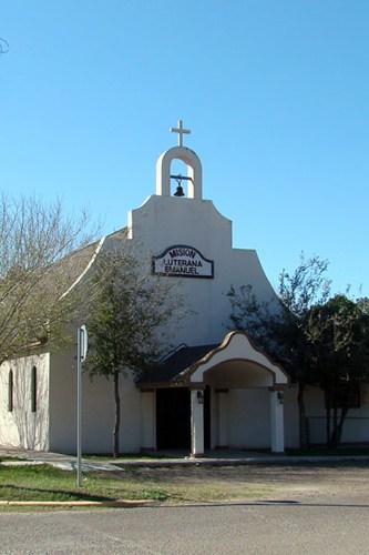 Mision Luterana Emanuel Mercedes Texas