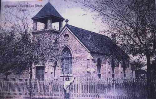 Churches in San Diego Texas