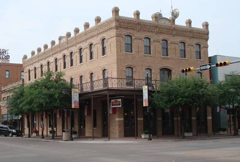 Windsor Hotel Now Cypress Building Abilene Texas
