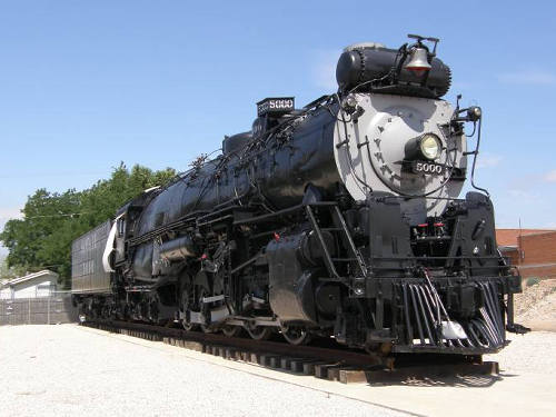 Amarillo Texas Depots Santa Fe Depot Fort Worth And