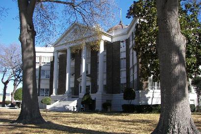 Henderson County Courthouse Athens Texas