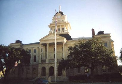 Bell County Courthouse Belton Texas