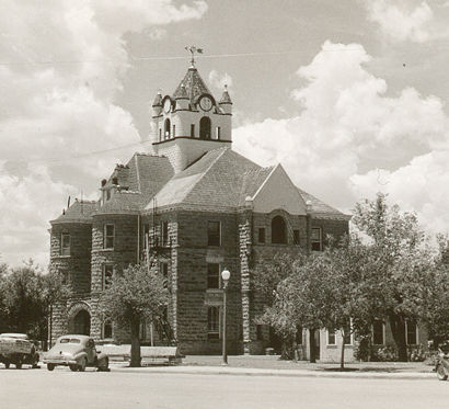 Mcculloch County Courthouse Brady Texas