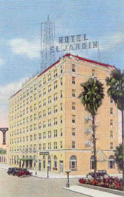 Hotel El Jardin Brownsville Texas
