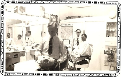 Brownwood Tx 1940 Barber