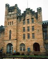 Brownwood Jail Museum Texas