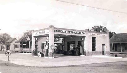 Columbus Tx Magnolia Gas Station