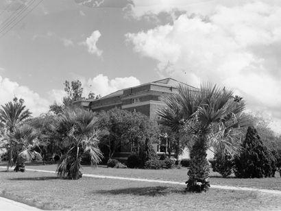 Brooks County Courthouse Falfurrias Texas 1939 Photo