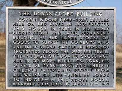 Doan 39 s crossing texas for Adobe home builders texas