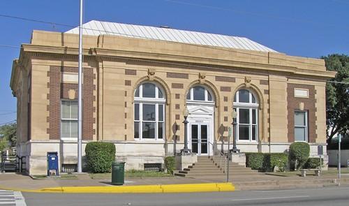Us Post Office Greenville Texas