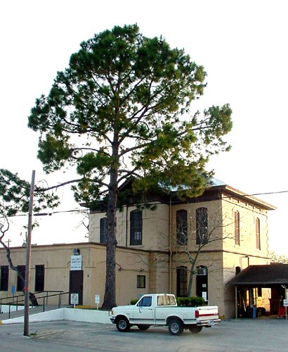 Hallettsville TX - Lavaca County Jail