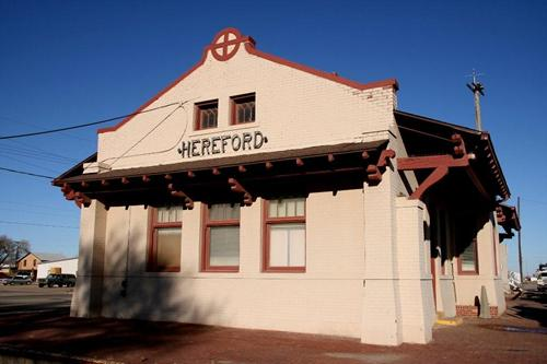 Hereford Depot Texas