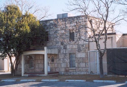 1892 Kimble County Jail Junction Texas