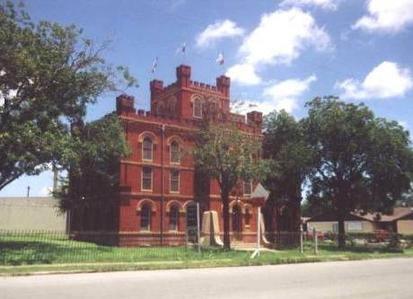 Lockhart Texas Caldwell County Museum Jail