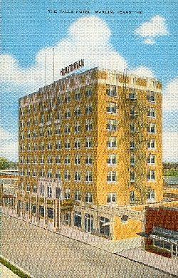 Marlin Texas Falls Hotel