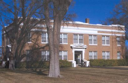 County Seat Muleshoe Texas