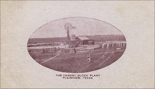 Plainview, Texas, His