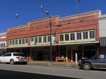 Augus Theatre San Augustine Texas