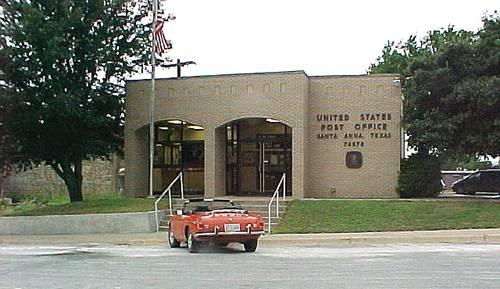 post office in Santa Anna
