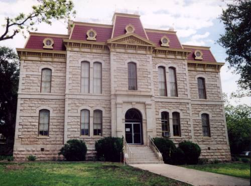 Sutton County Courthouse, Sonora, Texas