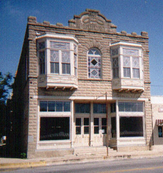 Odd Fellows Building Taylor Texas