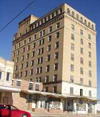 Doering Hotel Temple Texas Today