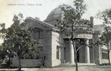 Carnegie Library, Temple, Texas