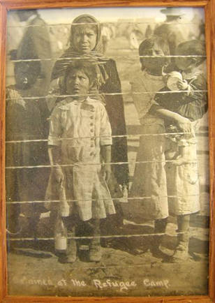 Pancho Villa Refugees