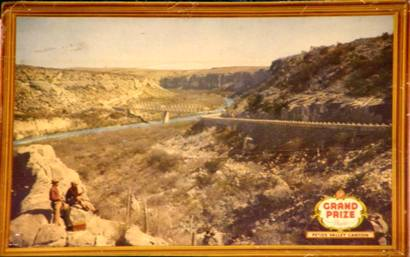 Pecos Valley Canyon