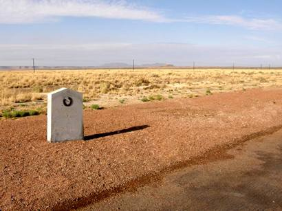 Salt Flat Tx - Salt Flat War Centennial Marker