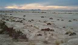 Salt Flat panaramic view