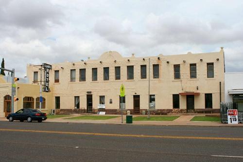 Van Horn Texas Clark Hotel