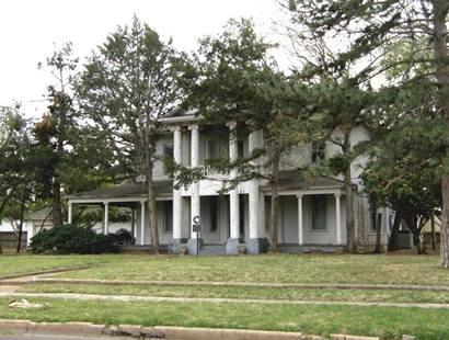 Vernon Tx W D Berry Home