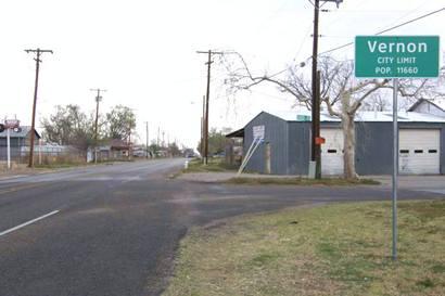 Vernon Texas
