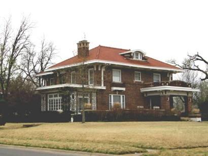 Vernon Tx Historic House