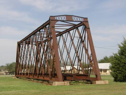 Jacksboro Tx Ft Richardson Bridge