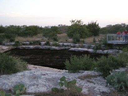 Rocksprings, TX Devil's Sink Hole
