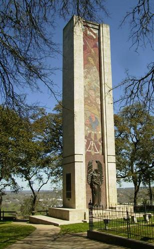 Lagrange Tx - Monument Hill Centennial Monument