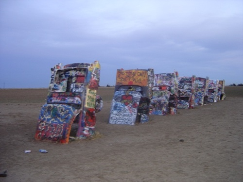 cadillac ranch amarillo texas. Cars Review. Best American Auto & Cars Review