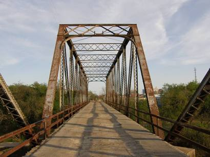 Wichita Falls Tx Ohio Street Bridge