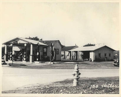 Mosty's Gas Station, Kerrville, TX